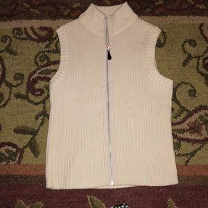 💜GAP💜 Knit Sweater Vest- NWOT